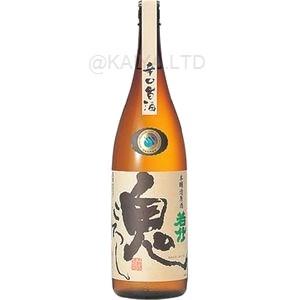 若竹鬼ころし 本醸造原酒 【1800ml】の画像