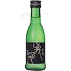 若戎 純米吟醸 義左衛門(瓶) 【180ml】×1函(30本)の画像