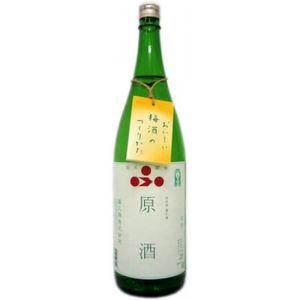 富久錦(ふくにしき)・純米原酒(清酒)20度1800ml画像