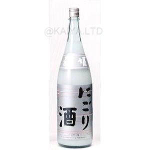 菊姫 にごり酒 【1800ml】の画像