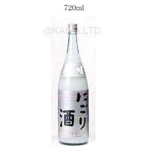 菊姫 にごり酒 【720ml】の画像
