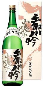 手取川  山廃純米大吟醸 【1800ml】の画像