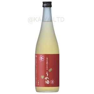 八海山の焼酎で仕込んだ梅酒720mlの画像