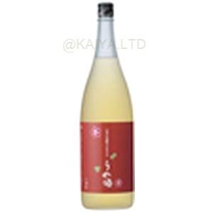 八海山の焼酎で仕込んだ梅酒1800mlの画像