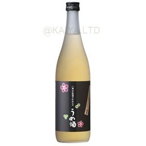 八海山の原酒で仕込んだ梅酒720mlの画像