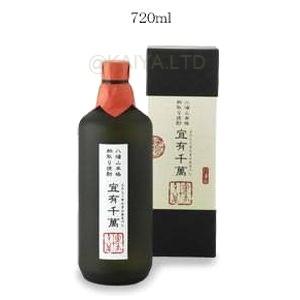 八海山 本格粕取り焼酎「宜有千萬」40%【720ml】の画像
