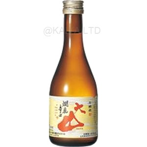 大山 本醸造 燗麗辛口 【720ml】の画像