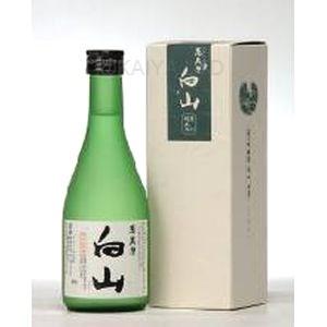 萬歳楽 白山 特別純米酒 【300ml】×1函(12本)の画像