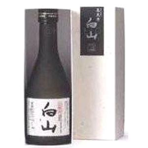 萬歳楽 大吟醸古酒 白山 【300ml】×1函(6本)の画像
