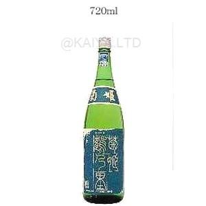 菊姫 山廃純米酒「鶴乃里」【720ml】の画像