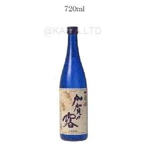 菊姫 山田錦100% 米焼酎「加賀の露」25%【720ml】の画像