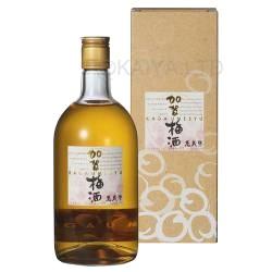 萬歳楽 加賀梅酒 【720ml】の画像