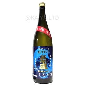 三千盛_純米大吟醸_にごり生酒 【1800ml】画像