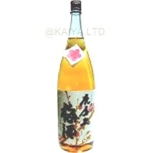 千代寿 虎屋之梅酒【1800ml】×1函(6本)の画像