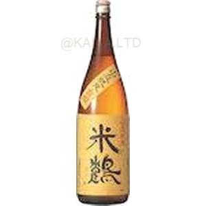 米鶴・山廃純米『旨燗』【1800ml】の画像