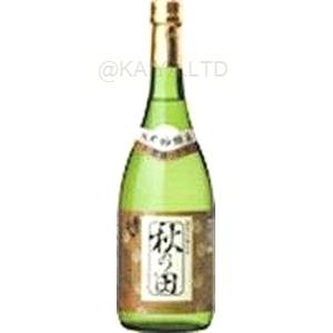 秀よし 純米吟醸「秋の田」【300ml】×1函(20本)の画像