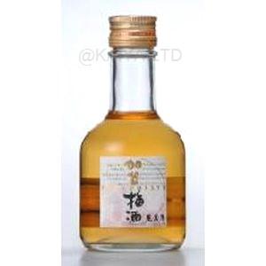 萬歳楽 加賀梅酒 【180ml】×1函(24本)の画像