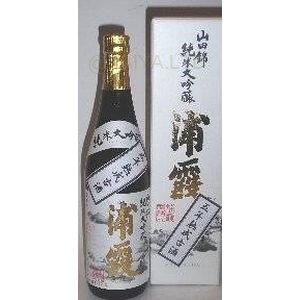 浦霞(2013発売分)山田錦 純米大吟醸【720ml】の画像