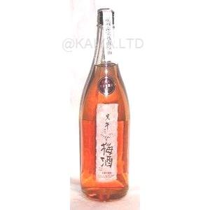 黒牛仕立て梅酒【720ml】の画像