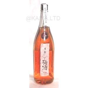 黒牛仕立て梅酒 【1800ml】の画像