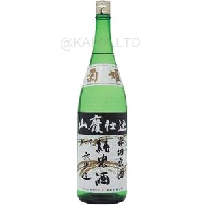 菊姫 山廃純米呑切原酒 【1800ml】✖1函(6本)の画像