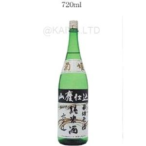 菊姫 山廃純米呑切原酒 【720ml】?1函(12本)の画像