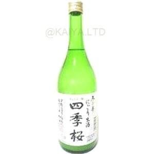 四季桜・にごり酒「冬の華」(ふゆのはな)【720ml】の画像