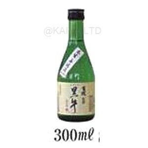 黒牛「碧山(へきざん)黒牛」純米吟醸【300ml】の画像