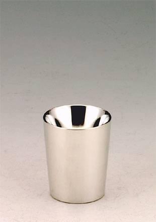 上燗コップ 三杯五勺/大阪錫器の画像