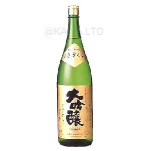 四季桜・大吟醸 聖(ひじり) 【1800ml】の画像