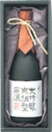 秀よし 大吟醸 無調整原酒【720ml】?1函(6本)の画像