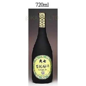 大七「生もと梅酒リキュール」【720ml】の画像