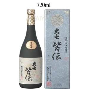 大七 生もと純米吟醸「皆伝」【720ml】の画像