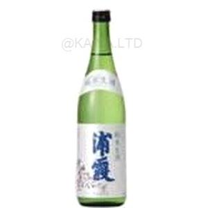 浦霞「純米生酒」 【1800ml】画像