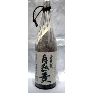 麦焼酎 「自然麦」 25% 【1800ml】】/藤居醸造画像