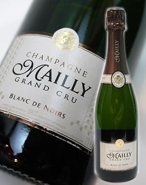 マイィ・シャンパン・グランクリュ「ブラン・ド・ノワール」750mlの画像