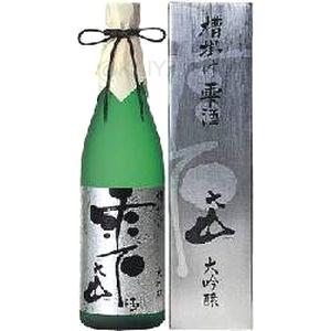 大山 大吟醸 槽掛け雫酒 【720ml】の画像