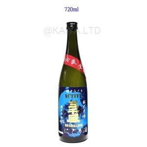三千盛_純米大吟醸_にごり生酒 【300ml】画像