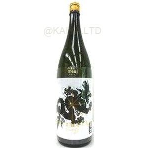 龍力 純米吟醸 ドラゴン黒生【1800ml】の画像
