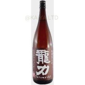 龍力 純米酒 80【1800ml】の画像