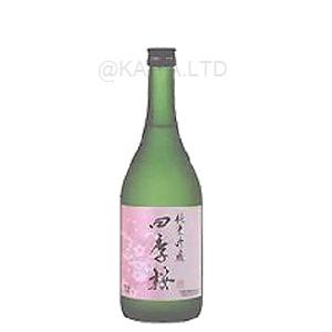 栃木・四季桜・純米吟醸酒 【720ml】の画像