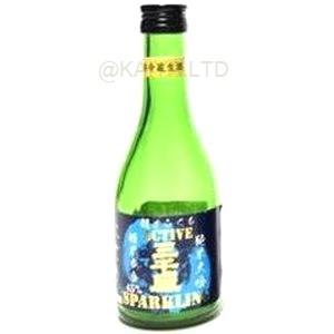 三千盛 純米大吟醸にごり生酒【300ml】×1函(24本)の画像