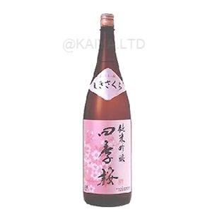 栃木・四季桜・純米吟醸酒 【1800ml】の画像