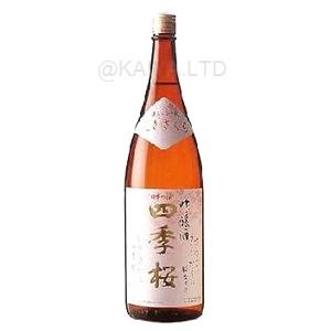 栃木・四季桜・大吟醸酒 【1800ml】の画像