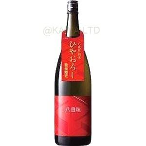 八重垣 『純米吟醸ひやおろし』 【1800ml】の画像