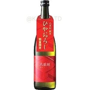 八重垣 『純米吟醸ひやおろし』 【720ml】×1函(6本)の画像
