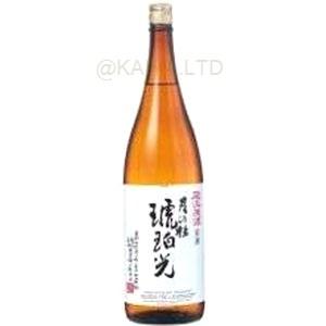 月の桂 本醸造原酒『琥珀光』【720ml】の画像