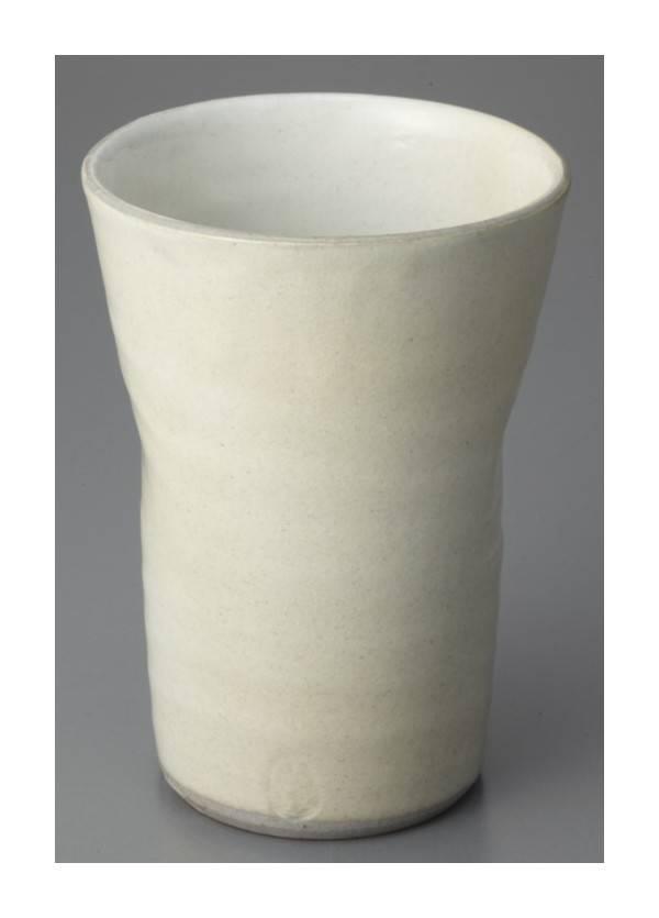 森修焼 ビアカップ うすべに 小の画像