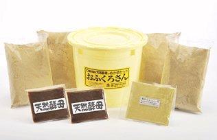 コーボン天然酵母のぬか漬けセット   おふくろさん〈樽入り〉 の画像