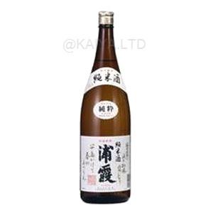 浦霞 純米酒 【300ml】×1函(12本)の画像